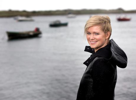 Cecelia Ahern says she used a fake name when submitting her book to get an honest review. Photo: Ronan Lang.