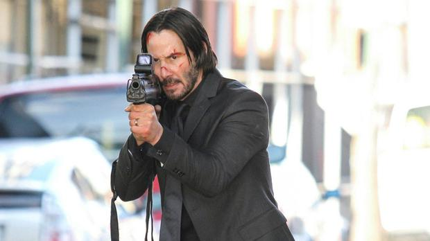Keanu Reeves was the hitman in John Wick.