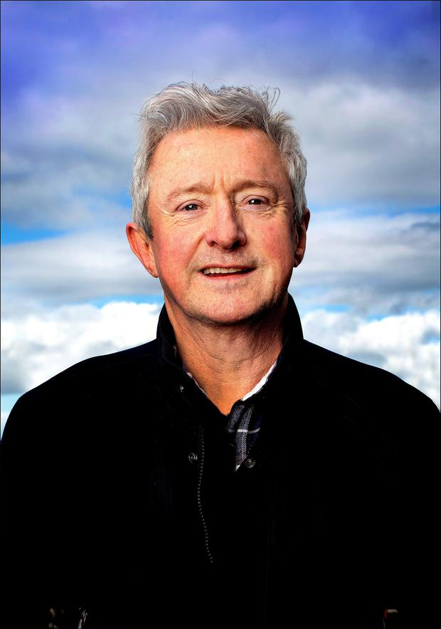 Louis Walsh. Photo: David Conachy