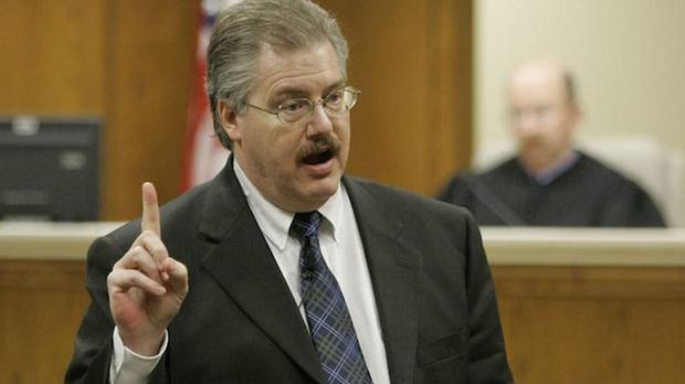 Ken Kratz, who acted as prosecutor in the trials of Steven Avery and Brendan Dassey