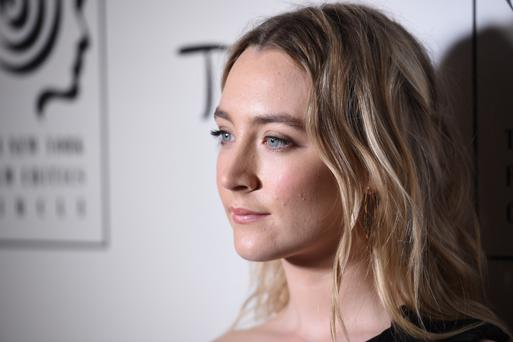Saoirse Ronan at New York Film Critics Circle Awards