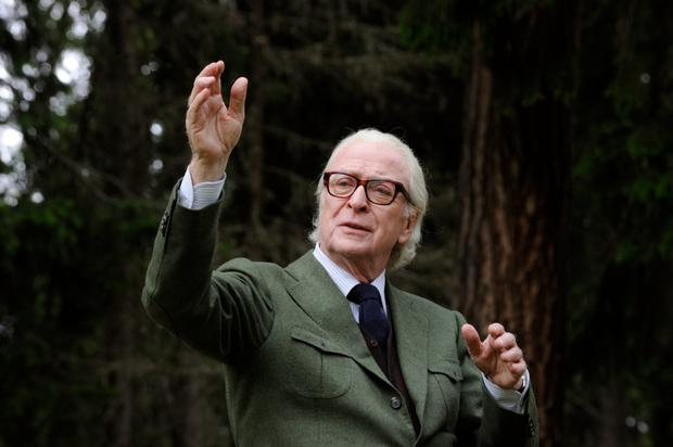 Choice role: Italian director Paolo Sorrentino wrote Youth with Caine in mind