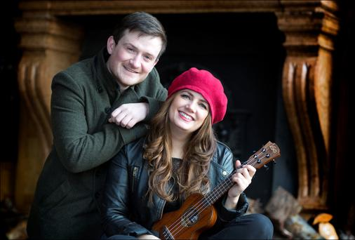 A member of the famous Black family, singer-songwriter Aoife Scott met Andy Meaney while on a German tour.