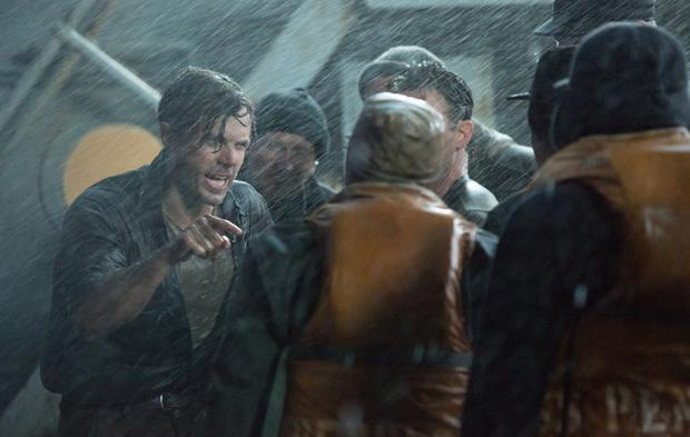 Date movie: Casey Affleck stars in 'The Finest Hours'.