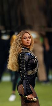 Back in Bey: Beyoncé at the Super Bowl
