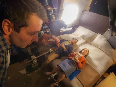 'Caustic': Charlie Kaufman's adult animation Anomalisa is being billed as one of the highlights of the Audi Dublin Film Festival.