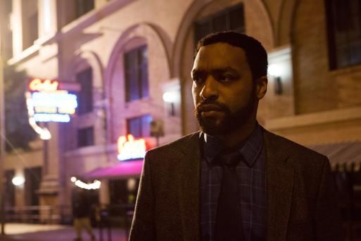 Bland: Chiwetel Ejiofor stars in 'Secret in their Eyes'.