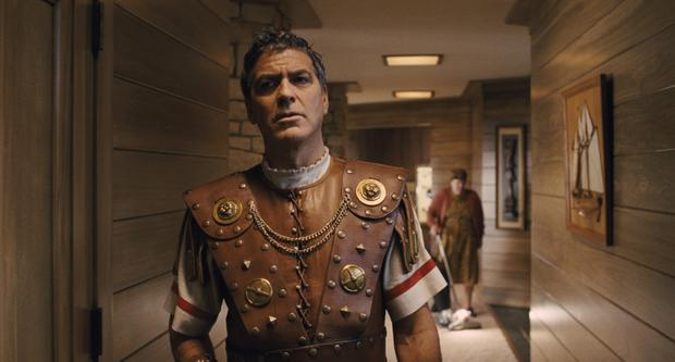 Lunacy of the golden age: George Clooney in the new Coen brothers film, Hail Caesar!