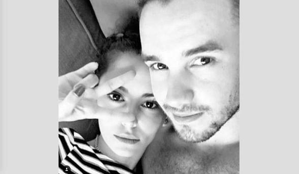 Backlash: Cheryl Fernandez-Versini and Liam Payne felt the wrath of One Direction's fans when they posed together.