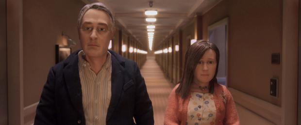 Original: David Thewlis and Jennifer Jason Leigh lend their voices to 'Anomalisa'.