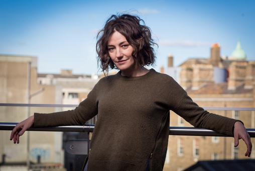 Wicklow native, actress Orla Brady. Photo: Fergal Phillips
