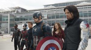 Not over yet: Expect to see more Marvel mayhem after 'Captain America: Civil War'