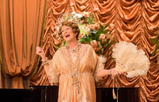 Carnegie Hall farce: Meryl Streep is 'delightful' as opera singer Florence Foster Jenkins.