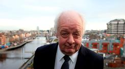 Film-maker Jim Sheridan.