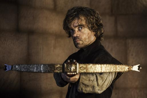 Game of Thrones Tyrion Lannister, played by Peter Dinklage