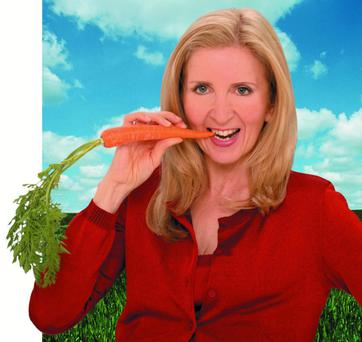 You Are What You Eat: Gillian McKeith.