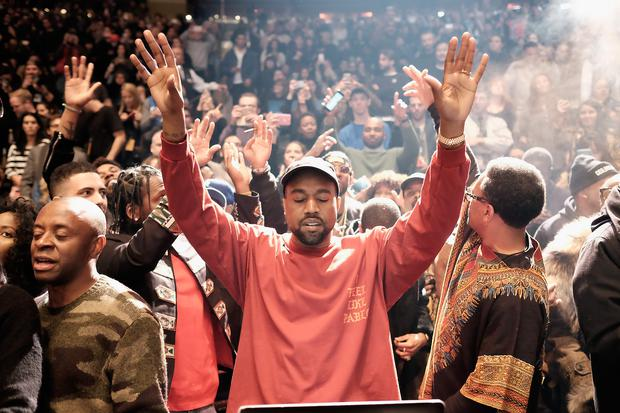 Calvin Harris is keen to collaborate with Kanye West