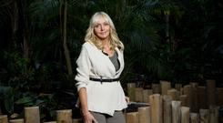 Miriam O'Callaghan wears: Jacket, Isabel Marant, Brown Thomas. Vest; jeans, both Topshop. Shoes, Penneys.