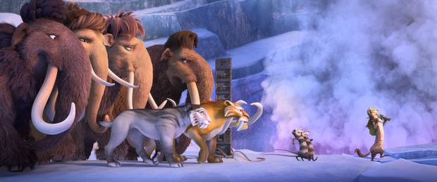 Take five: Ice Age Collision Course