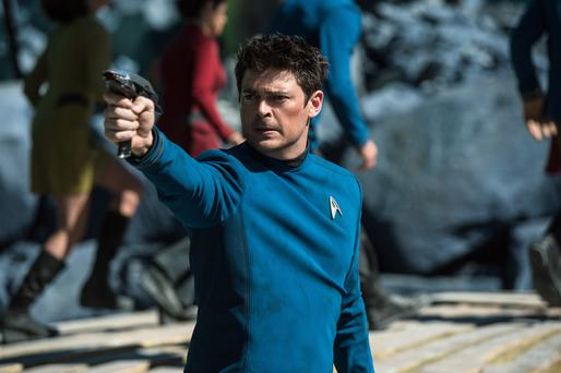 Spotlight: Karl Urban plays Bones in 'Star Trek Beyond'