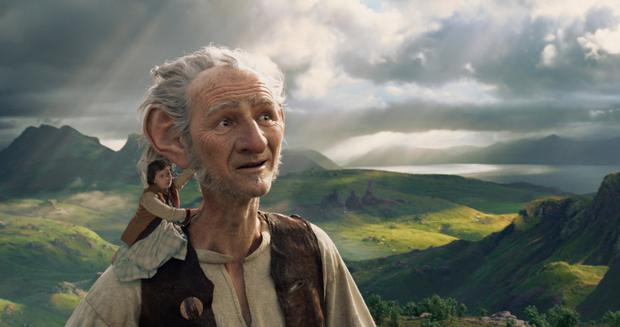 Mirror image: Steven Spielberg's children's films - including the newly released The BFG - often deal with isolation and loneliness