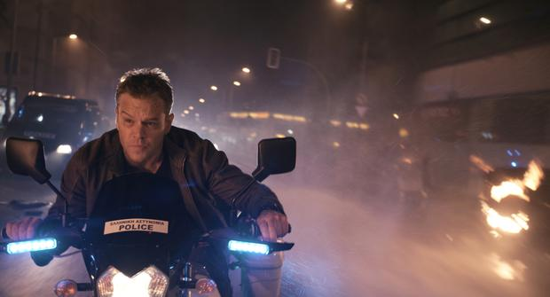 Forget me not: Matt Damon returns to the Bourne franchise