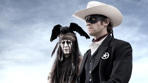 Johnny Depp flop The Lone Ranger