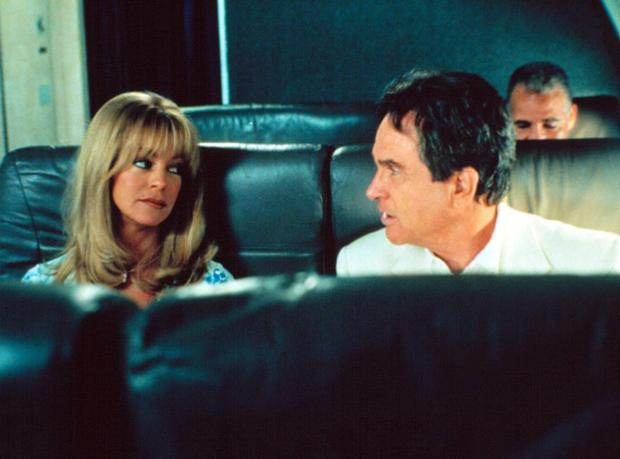 Goldie Hawn and Warren Beatty in Town and Country
