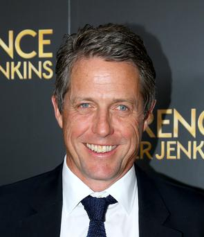 Hugh Grant failed to recognise former co-star Renée Zellweger Photo: Getty