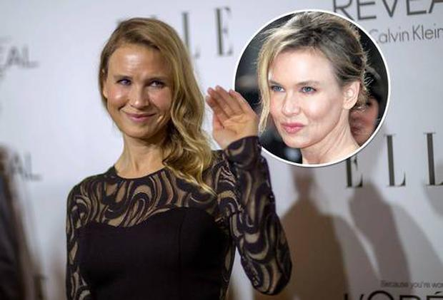 Zellweger received harsh criticism for her different appearance
