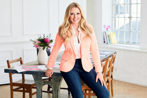 Carol Vorderman is an ambassador for victoria50.ie, a new online community for today's 50+ women