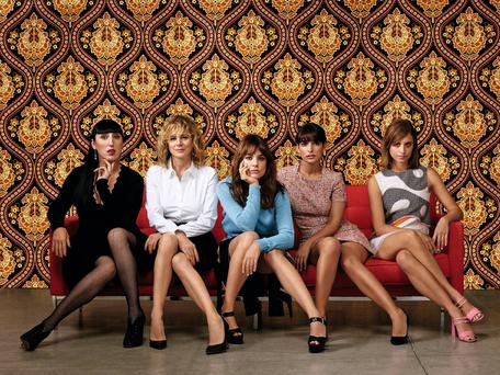 Serious tone: Julieta, one of Pedro Almodóvar's best movies, opens here this week