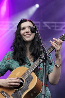 Lisa Hannigan is an extraordinary artist and woman who doesn't do shallow