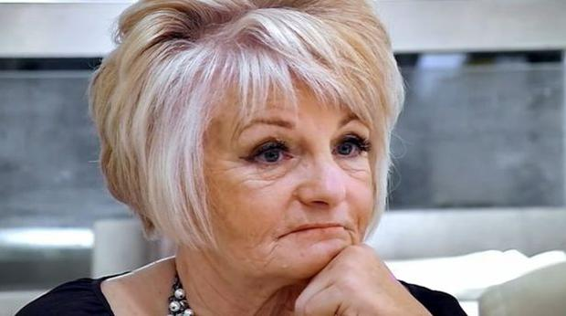 First Dates' Mary is NOT impressed. Photo: Channel 4