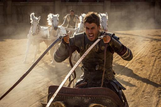 Classic: the remake of Ben Hur isn't up to scratch