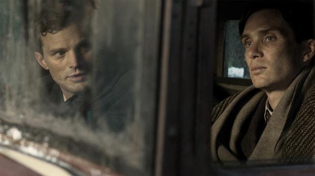 Jamie Dornan and Cillian Murphy in Anthropoid.