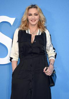 Madonna was reportedly
