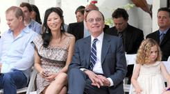 The marriage of Rupert and Wendi Murdoch came under pressure when he became aware of her rumoured attraction to Tony Blair