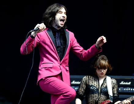 Bobby Gillespie has written songs about the effects of the drug culture