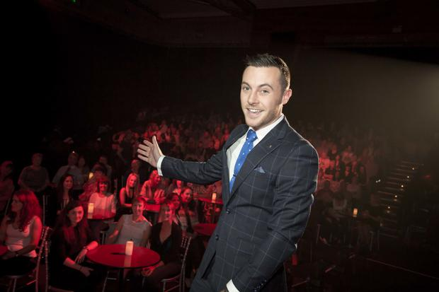 Hosting the Nathan Carter Show