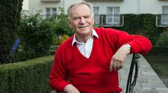 Don't write him off: Jeffrey Archer is still topping bestseller lists as a 76-year-old. Photo: Mark Condren