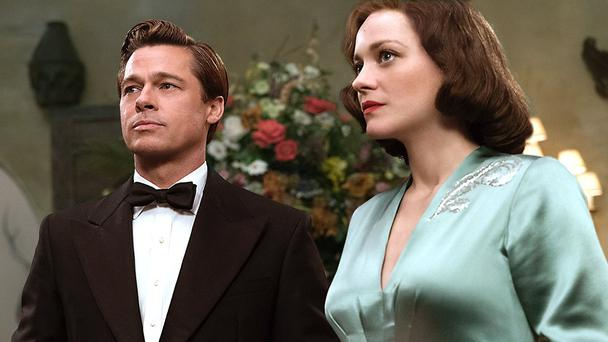 Despite all the accusations of on-screen romance, the chemistry between Brad Pitt and Marion Cotillard in Allied is non-existent
