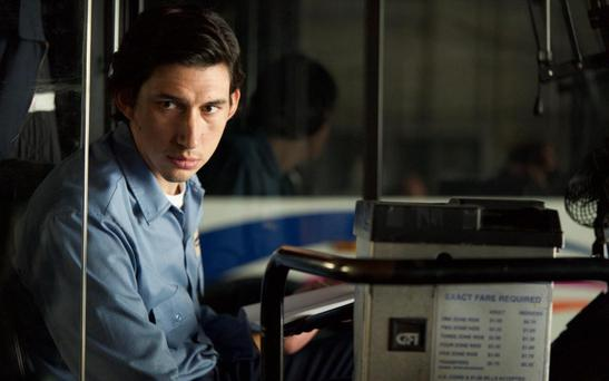 Adam Driver is superb in Paterson