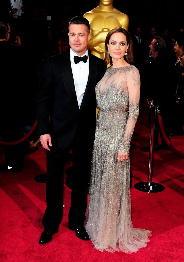 World's most attractive couple: Brad and Angelina