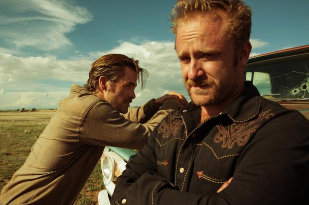 Hell or High Water was the crime drama of the year