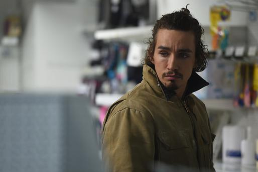 Colder climes: Robert Sheehan in Sky Atlantic's 'Fortitude'