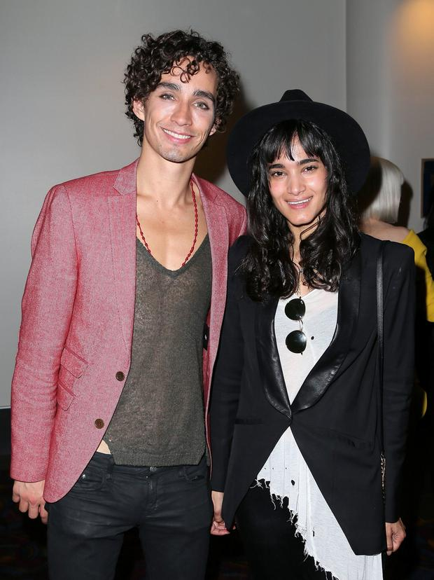 Robert Sheehan on girlfriend Sofia Boutella: 'You're ...
