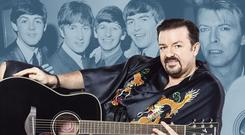 David Brent - a friend first, then a boss and probably an entertainer third. Probably