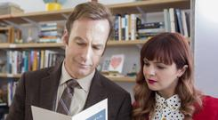 Bob Odenkirk and Amber Tamblyn star in 'Girlfriend's Day'