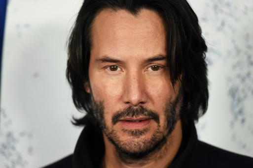 Role reprisal: Keanu Reeves opens up the next chapter